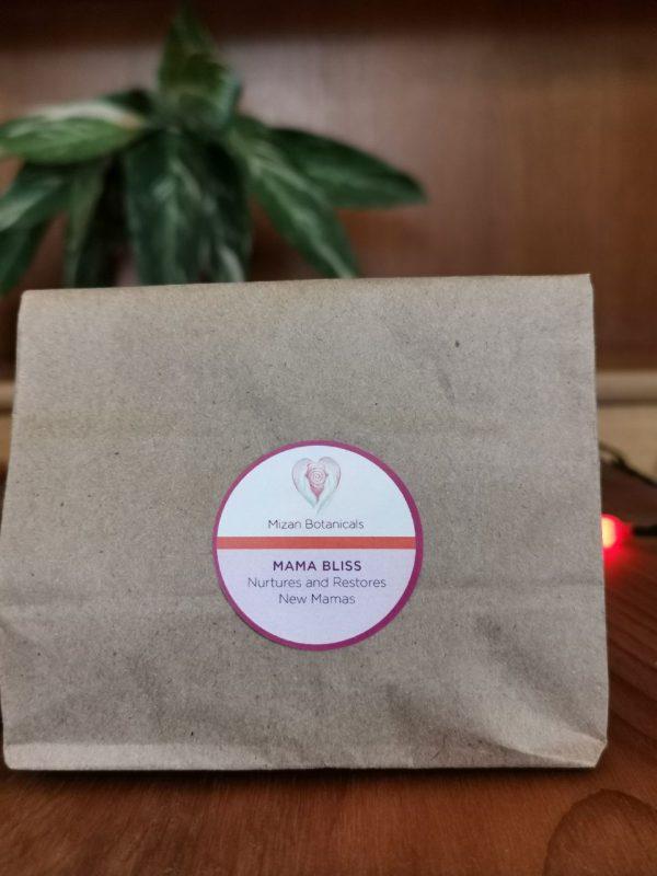 Mizan Botanicals Mama Bliss tea
