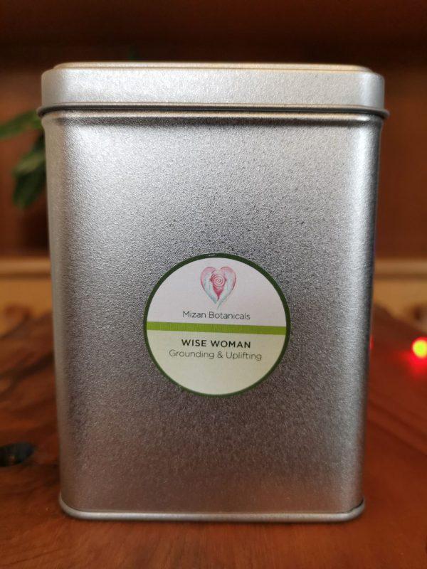 Mizan Botanicals Wise Woman tea