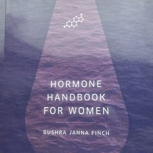 Hormone Handbook for Women Front